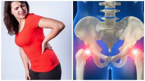 dureri la nivelul soldului lombar inflamația articulațiilor picioarelor în diabet