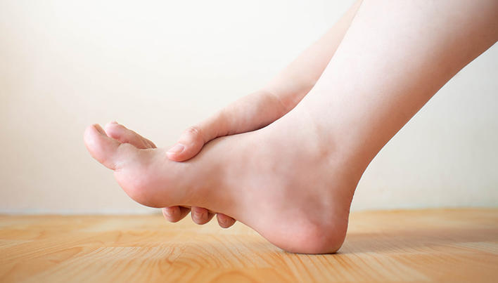 articulațiile piciorului sunt inflamate decât pentru a trata