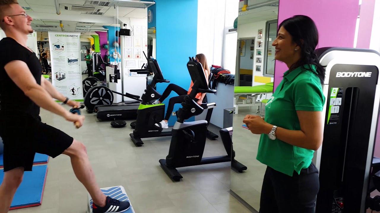 sală de gimnastică pentru artroza articulației umărului tratamentul artritei reumatoide a genunchiului