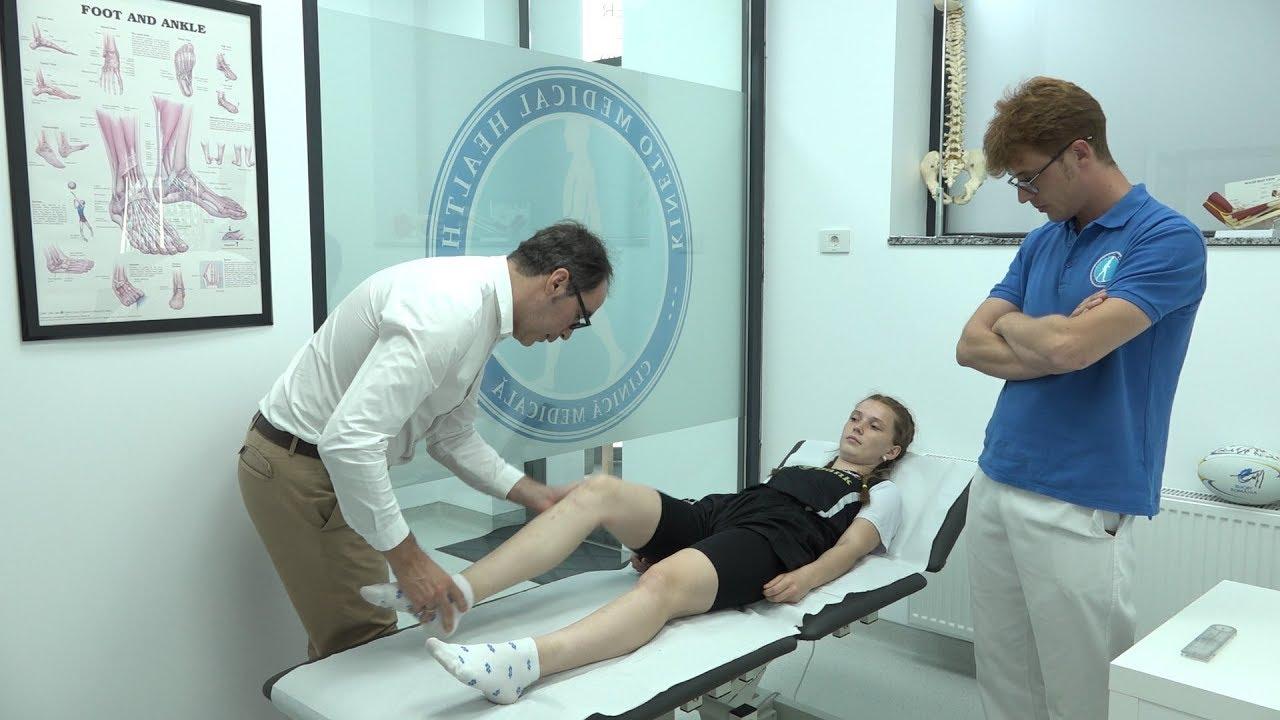 tratamentul articulațiilor genunchiului în kaluga durere articulațiile cotului umeri