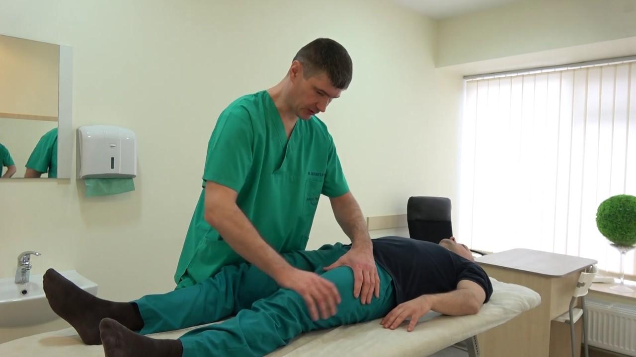 tratamentul articulațiilor genunchiului în kaluga