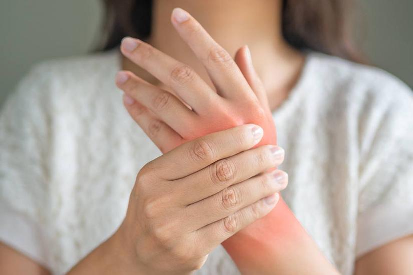 simptomele artritei infecțioase ale mâinilor tratament de hipotermie articulară