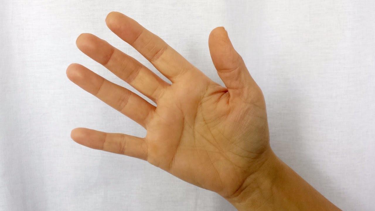 articulațiile degetelor și amorțeală