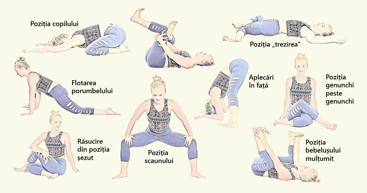 exerciții terapeutice pentru dureri de genunchi