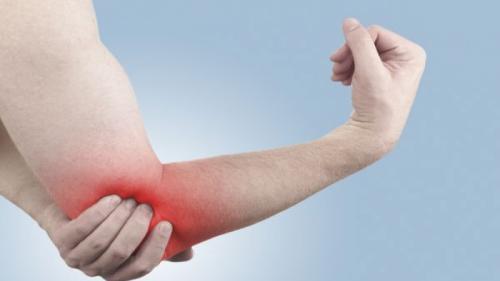 dureri de cot tratament cu mâna stângă