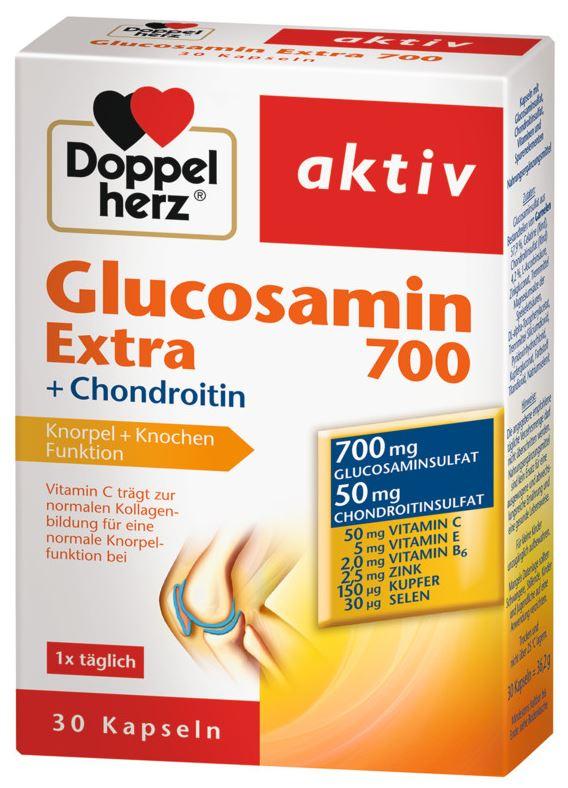 doppel herz glucosamina condroitină