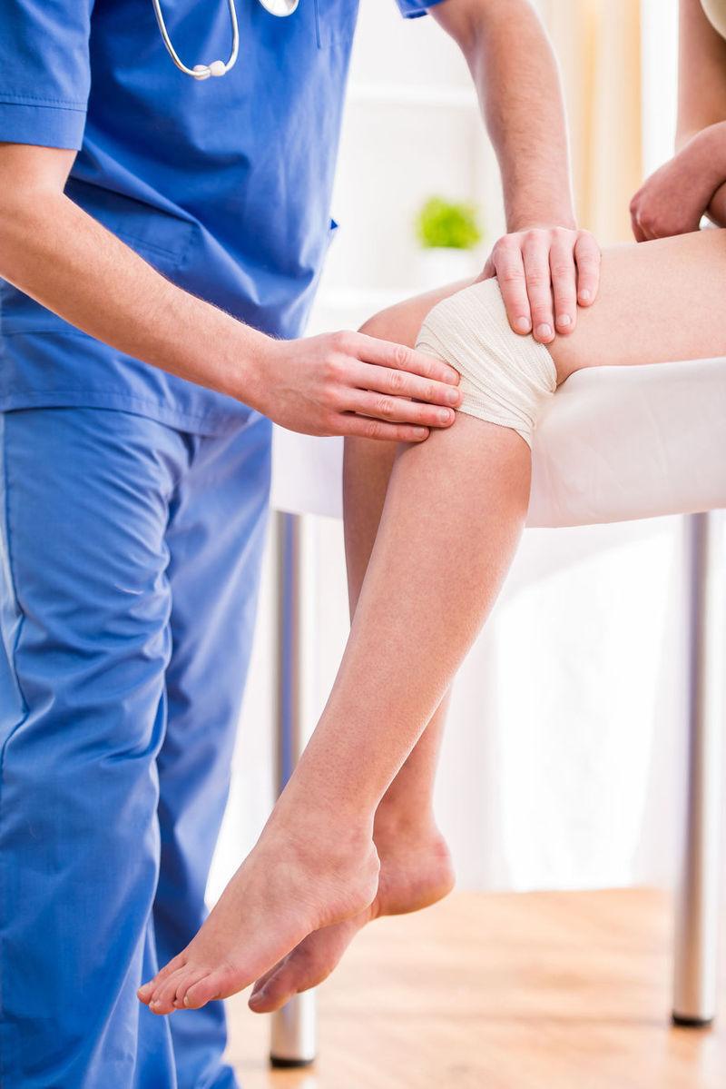diagnostice de boli ale genunchiului