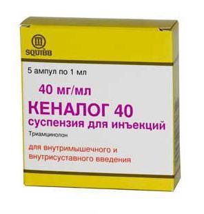 medicamente hormonale în tratamentul osteochondrozei
