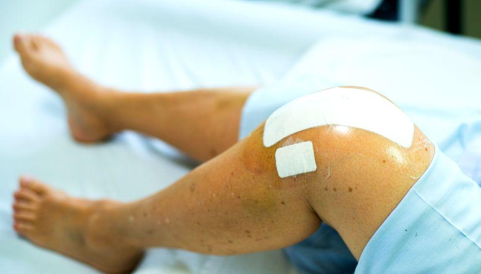 trageri de dureri în articulația șoldului fracturi osoase și leziuni ale articulațiilor