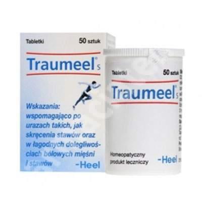 tratamentul artrozei traumeel