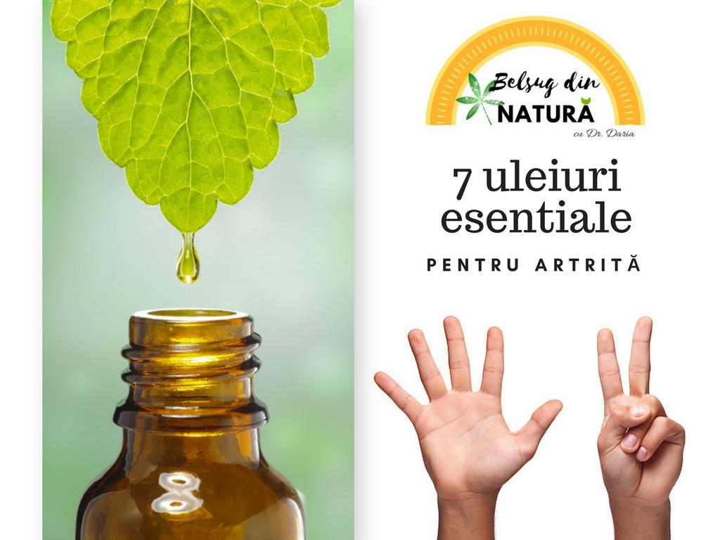 ulei de in pentru tratamentul artrozei