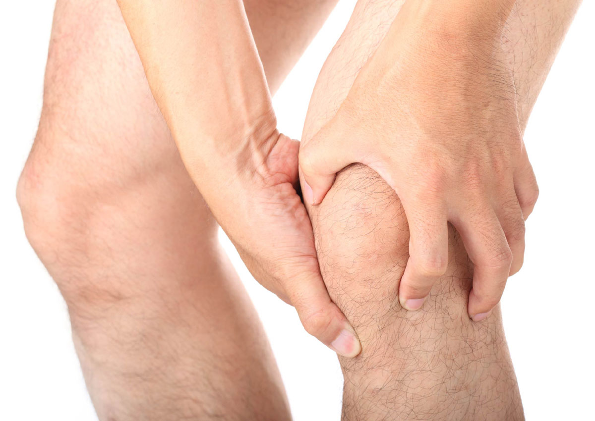 cum să tratezi umflarea genunchiului