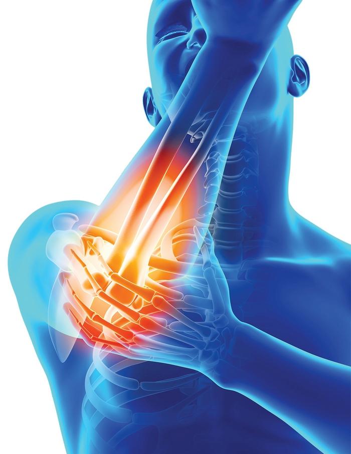 durerea articulară se aplică la rece