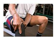 ruperea și entorsa tratamentului articulației genunchiului